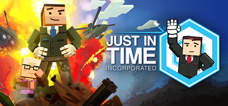 PCVR游戏时间特工《Just In Time Incorporated》独家汉化版