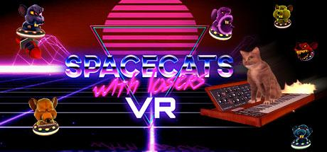 VR动作游戏激光太空猫VR《Spacecats with Lasers VR》最新版
